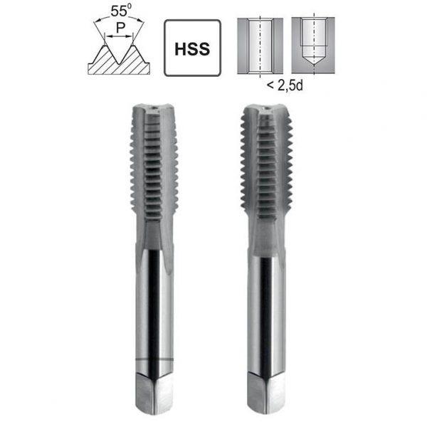 DIN5157 G 2pcs set